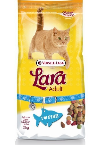 Lara kattefoder med laks er et kvalitetsfoder til voksne katte. Kontakt os gerne, hvis du mangler hjælp til fodringen af din kat.