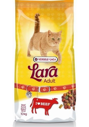 Lara kattefoder med okse er et kvalitetsfoder til voksne katte over 1 år, indeholder alt hvad din kat skal bruge i sit foder.