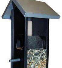 Vildtfuglefoderautomater og foderbrætter
